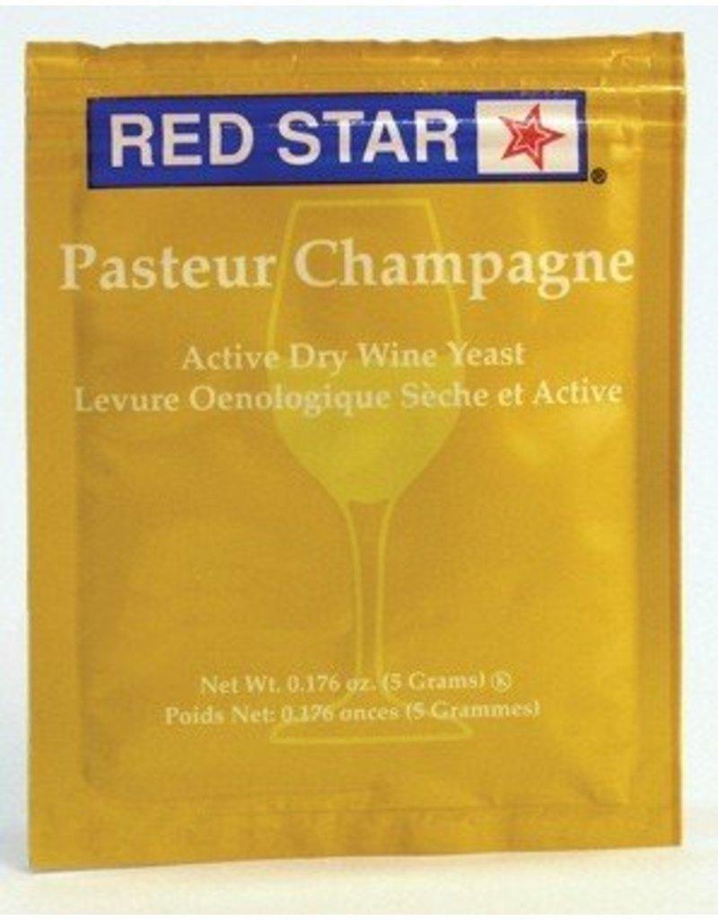 Red Star Premier Blanc (Champagne)