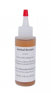 Ricki Liquid Animal Rennet