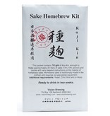Sake Homebrew Kit