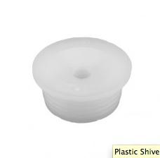 Shive, Cask (plastic)