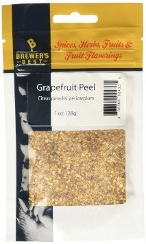 Grapefruit Peel 1lb