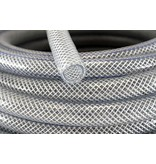 3/8 Clearbraid hose high pressure