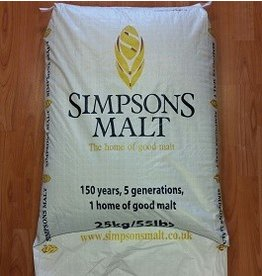 Simpsons Simpsons Finest Pale Ale Golden Promise 25 kg (55 lb)