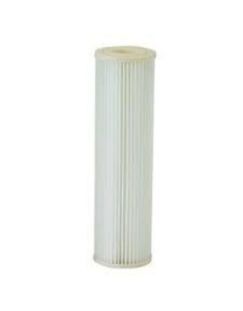 "10"" Pleated Sediment Filter"
