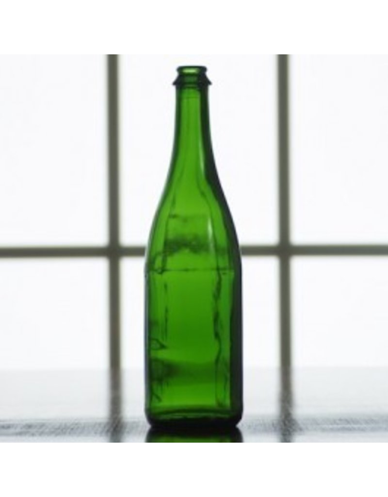 750 ml Emerald Green Champagne, case of 12