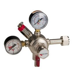 Micromatic MM Primary Double Gauge - CO2 Regulator