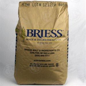 Flaked Rice 25 lb Bag of Grain