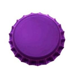 Purple Oxygen Barrier Crown Caps