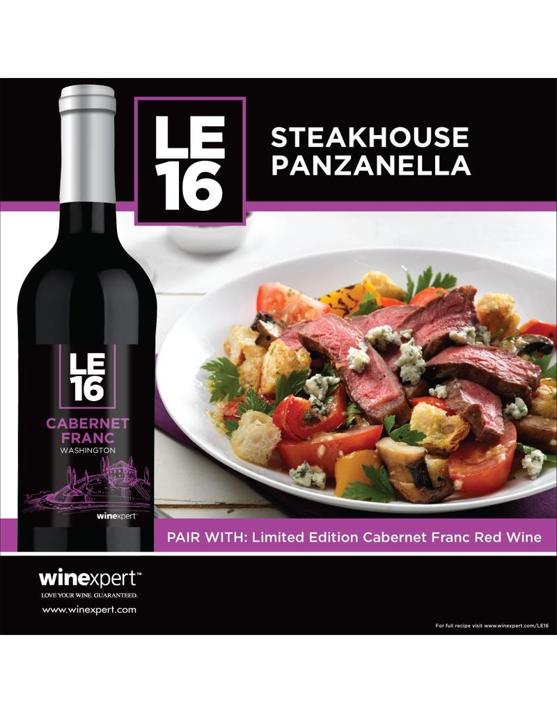 2016 Limited Edition Cabernet Franc Wine Kit (Jan)