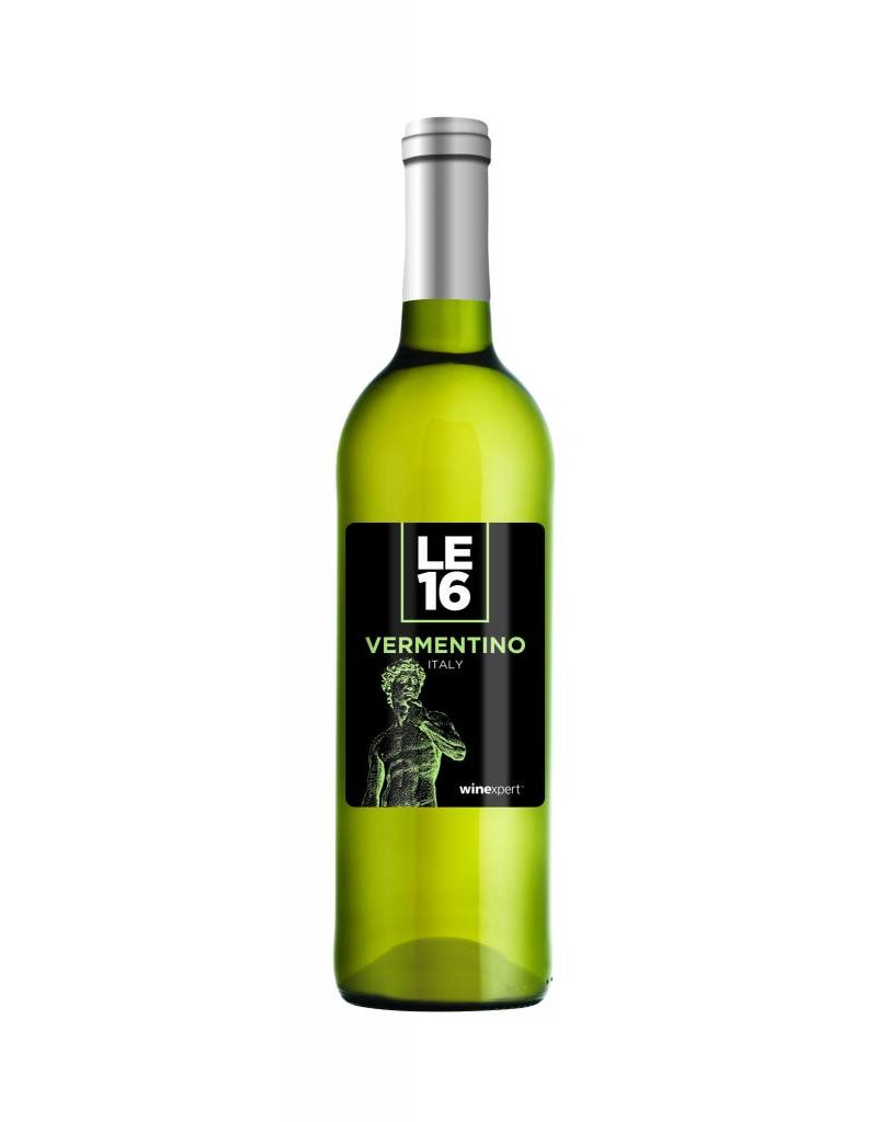 2016 Limited Edition Vermentino Wine Kit (Jan)