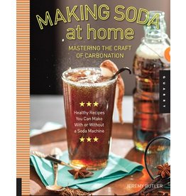 Making Soda At Home: Mastering The Craft of Carbonation