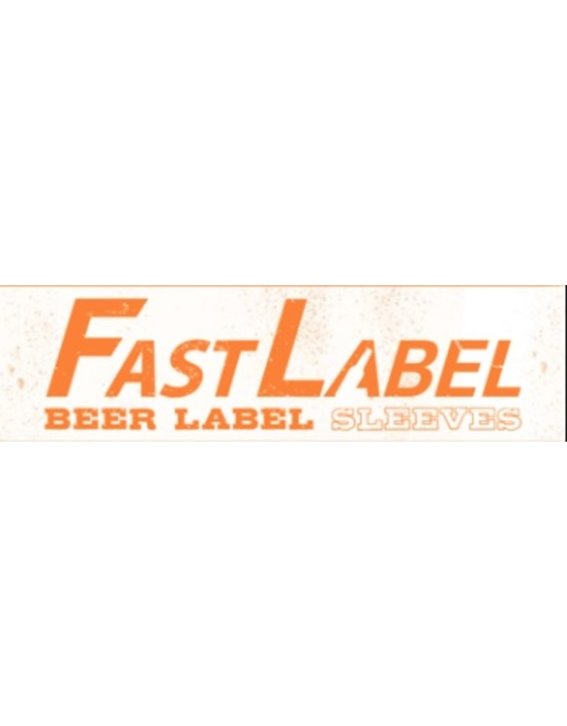 FastLabel 16-26 oz. Wine/Bomber Label (pack of 70)