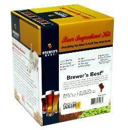 BB Pale Ale One Gallon Ingredient Kit