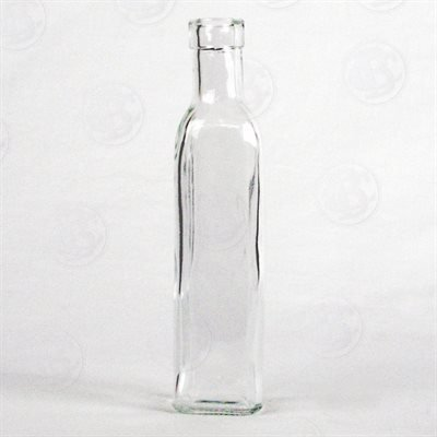 500 ml Tall Quadra Bottle, No Punt - Case/12