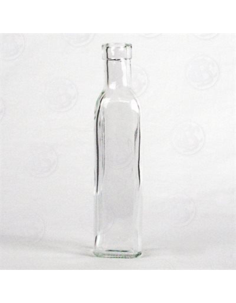 500 ml Tall Quadra Bottle, No Punt - Case/12