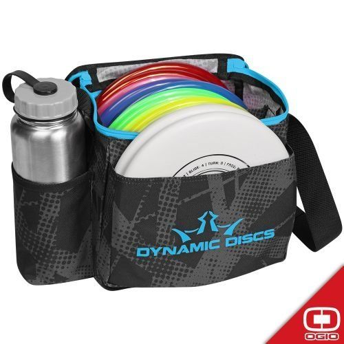 Dynamic Discs Cadet Bag - Fracture Blue