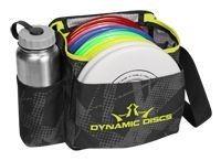 Dynamic Discs Cadet Bag - Fracture Chartreuse