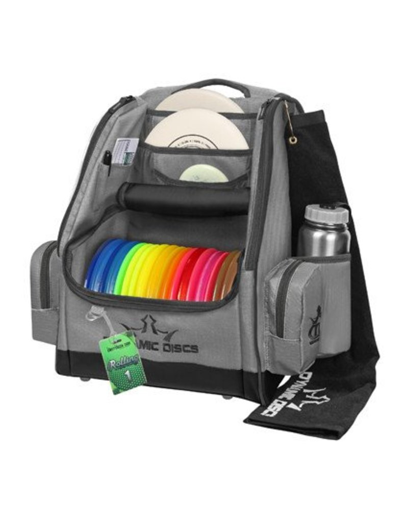 Dynamic Discs Commander Bag - Light Gray