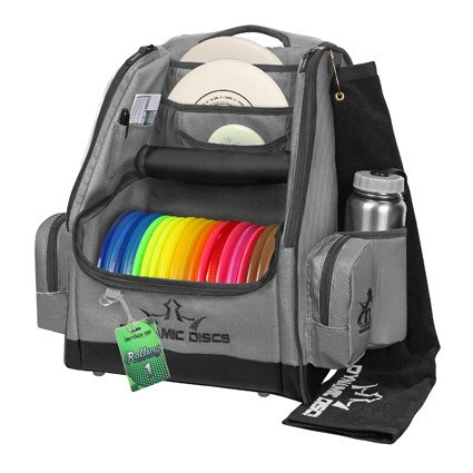 Dynamic Discs Commander Bag - Light Gray