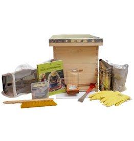 Traditional 8-Frame Bee-Ginner's Kit