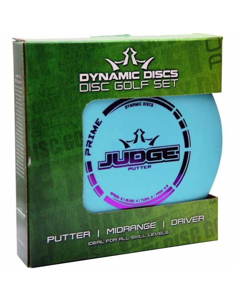 Dynamic Discs Prime Starter Set