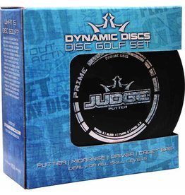 Dynamic Discs Starter Set w/ Cadet Bag