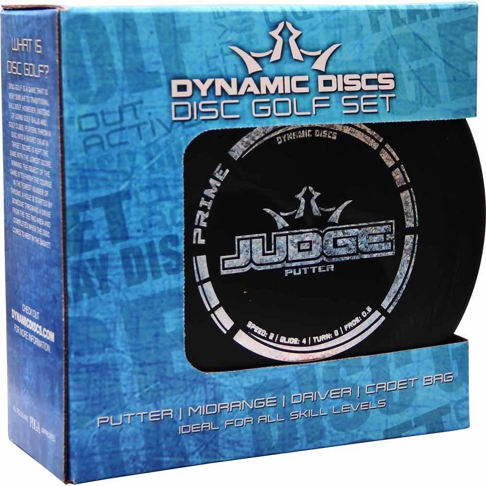 Dynamic Discs Starter Set w/ Cadet Bag