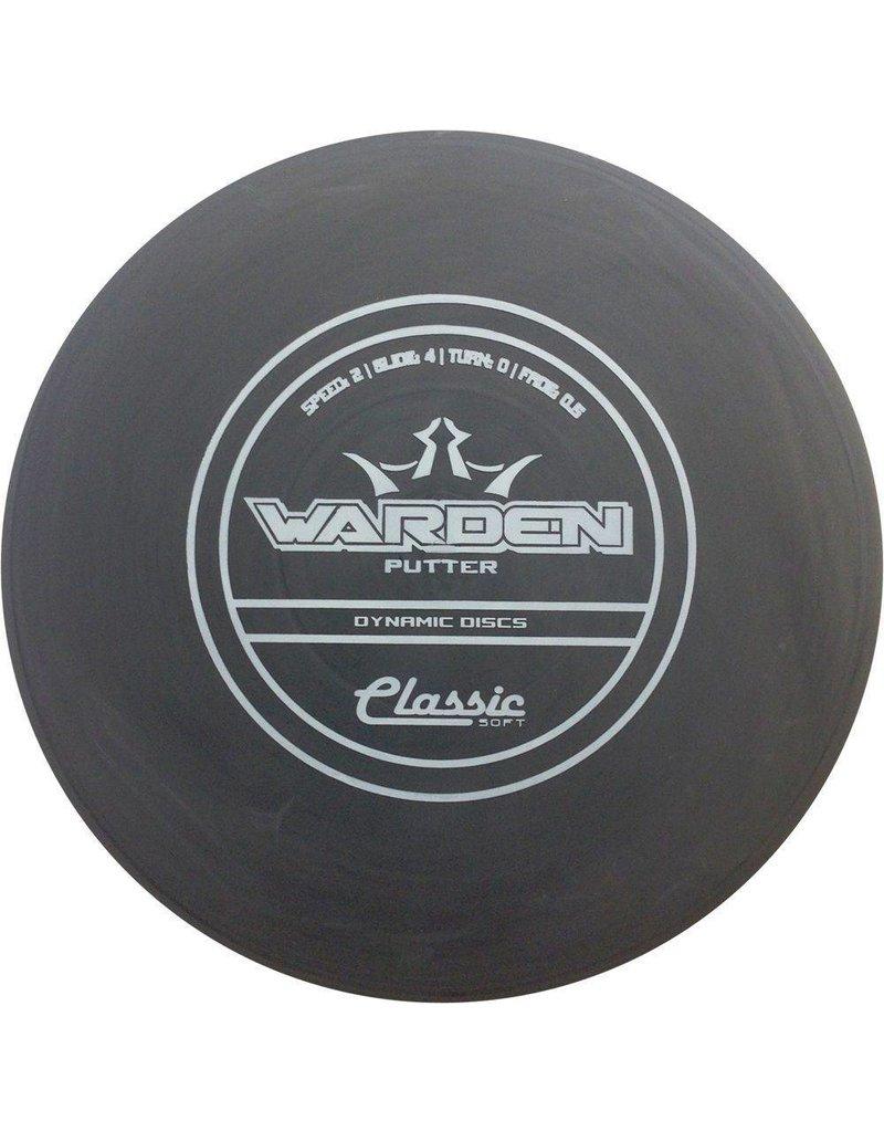 Dynamic Discs Classic Soft - Warden