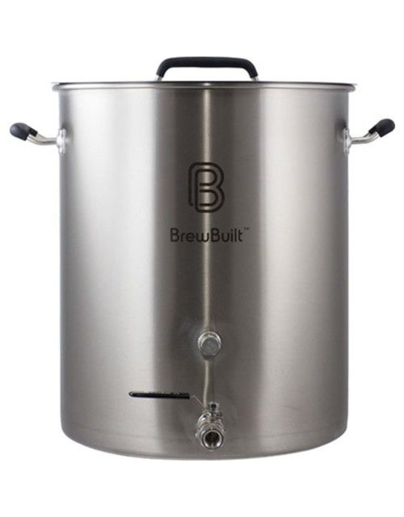 BrewBuilt Brewing Kettle 30 Gallon