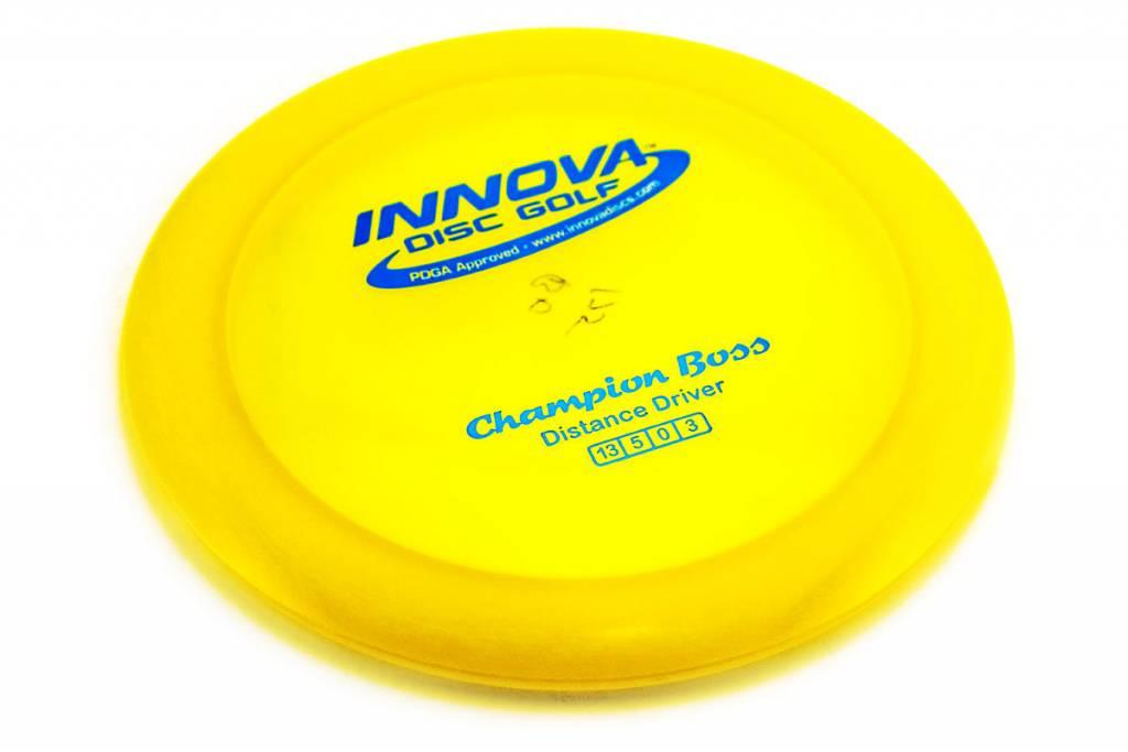 Innova Champion - Boss Distance Driver