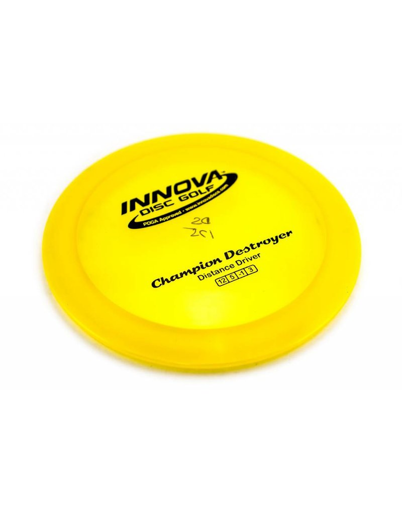 Innova Champion - Destroyer Distance Driver