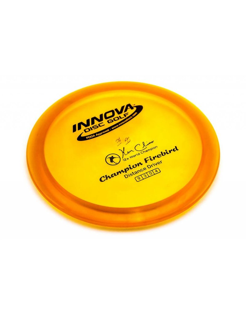 Innova Champion - Firebird Distance Driver