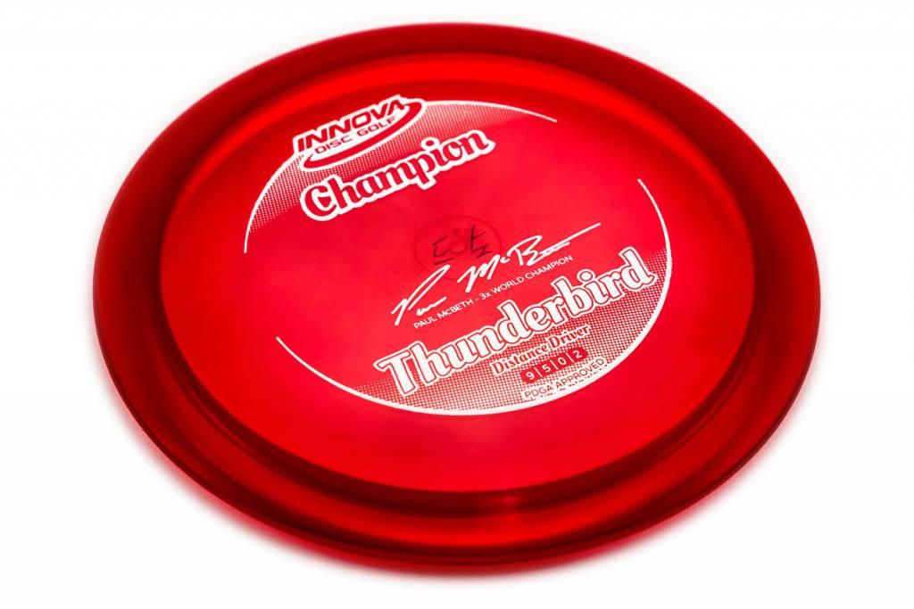Innova I-Dye Champion - Thunderbird Distance Driver