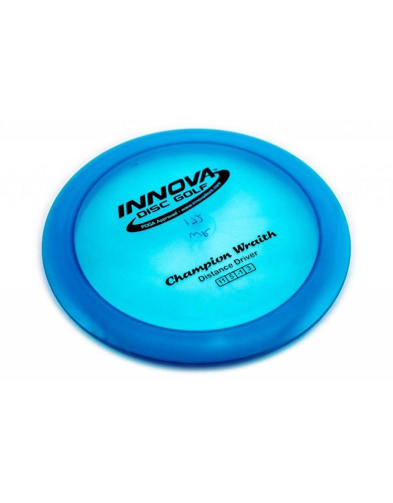Innova I-Dye Champion - Wraith Distance Driver