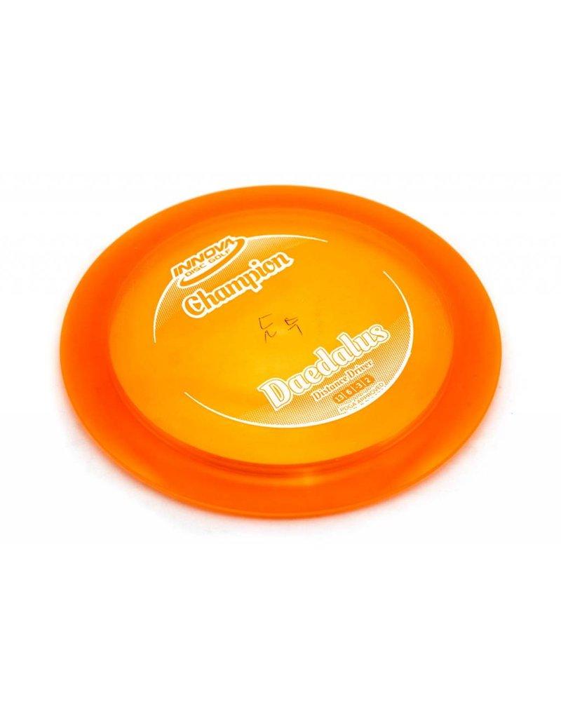 Innova I-Dye Champion - Daedalus Distance Driver