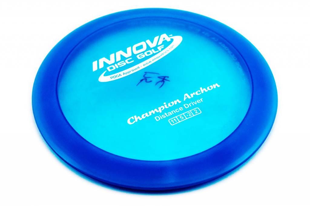 Innova I-Dye Champion - Archon Distance Driver