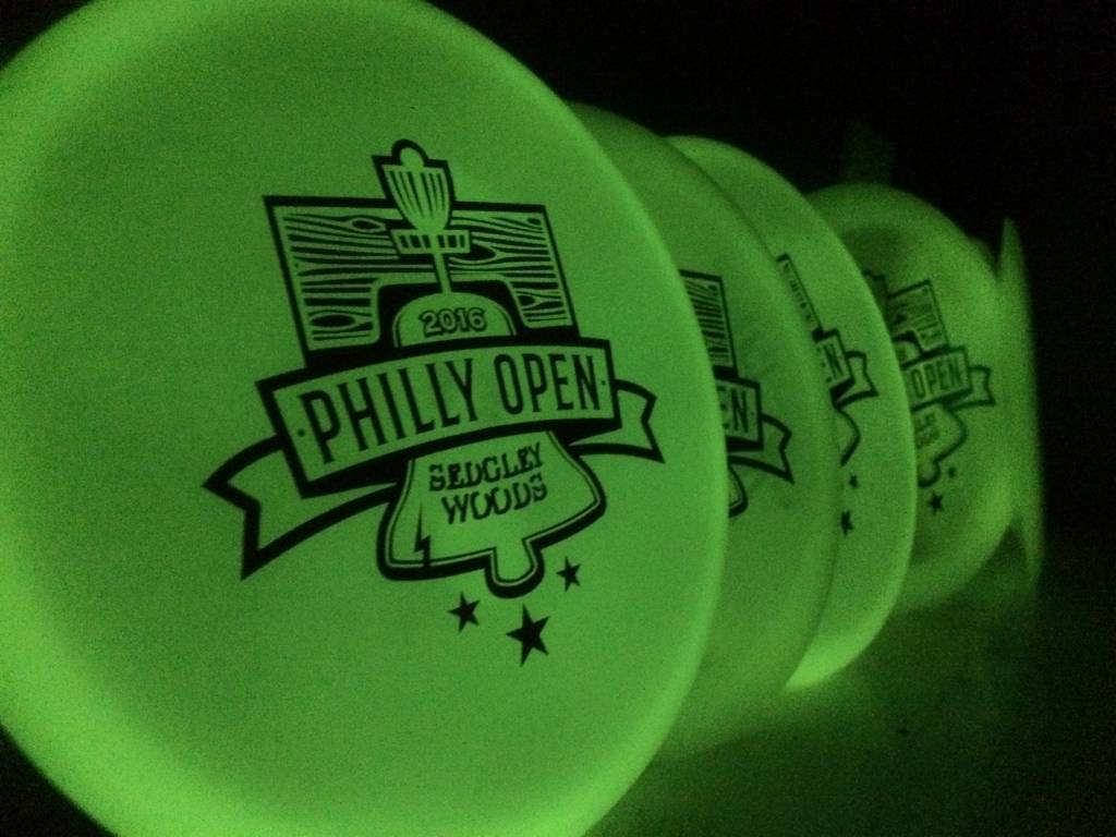 Innova Champion Glow - VRoc Mid-Range (Philly Open 2016)