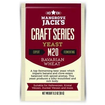 Mangrove Jack's Mangrove Jack's M20 Bavarian Wheat