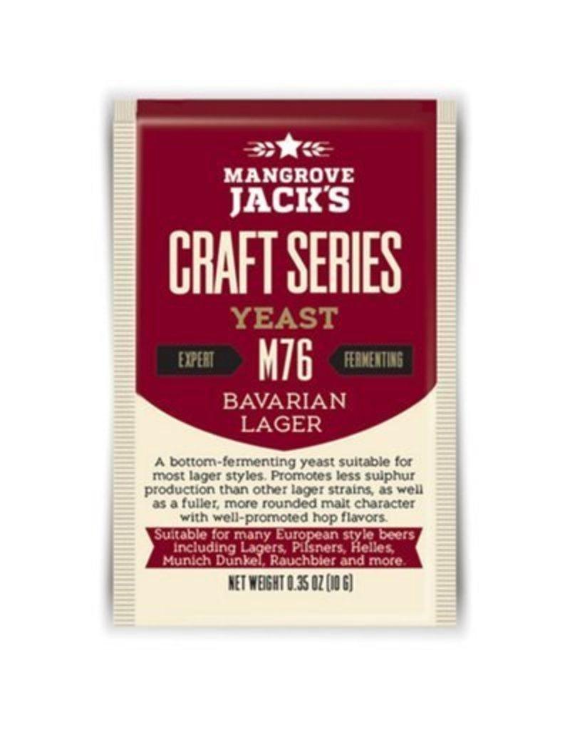 Mangrove Jack's Mangrove Jack's Bavarian Lager M76