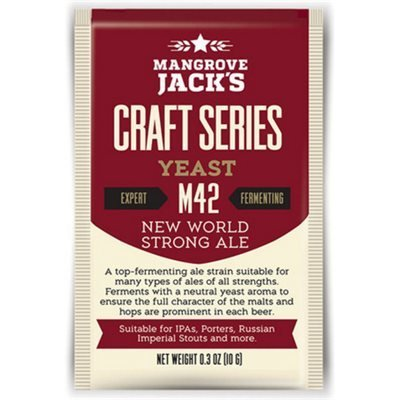 Mangrove Jack's Mangrove Jack's New World Strong Ale M42