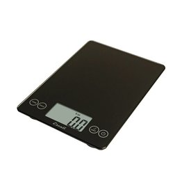 Escali Arti Digital Glass Scale - Black Obsidian