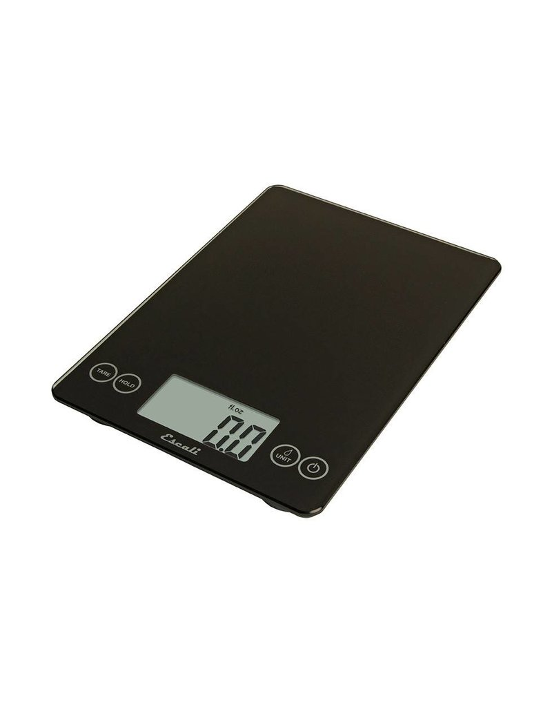 Escali Arti Digital Glass Scale -Ink Black