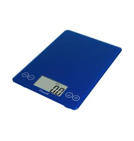 Escali Arti Digital Glass Scale - Electric Blue