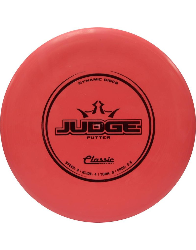 Dynamic Discs Classic Super Soft - Judge