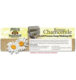 Philly Homebrew Outlet Chamomile Roman Soap Making Kit