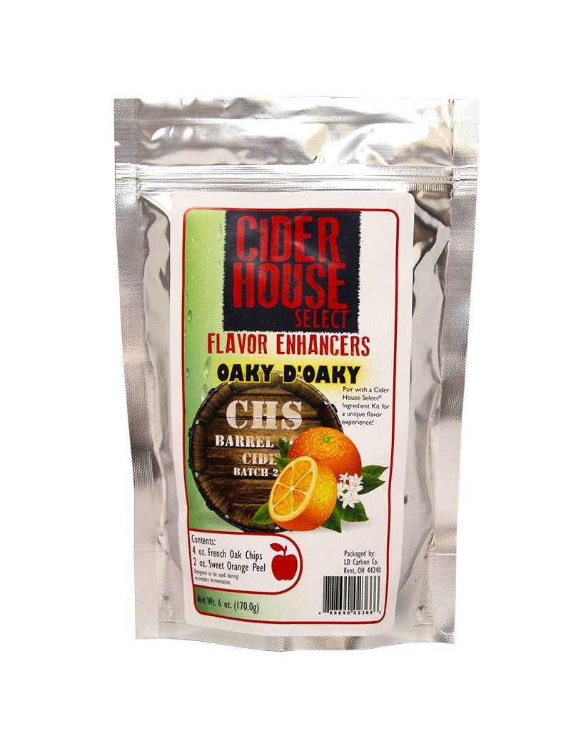Cider House Select ®  Flavor Enhancer Oaky D 'Oaky
