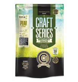Mangrove Jack's Craft Series Pear Cider Pouch 2.4 kg