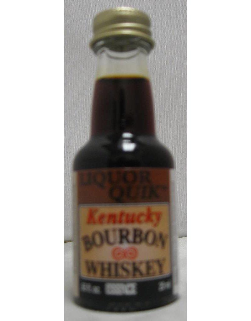 Bourbon (Kentucky) Whiskey Liqour Quik Essence