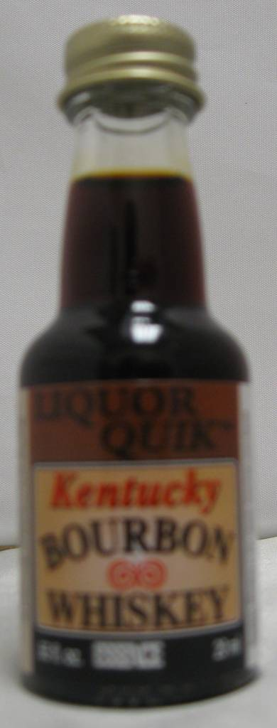Bourbon (Kentucky) Whiskey Liqour Quik Essence