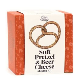 Soft Pretzels & Beer Cheese Making Kit - Farm Steady